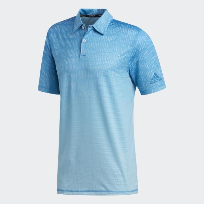 夏季高溫濕熱,高爾夫球裝以吸濕排汗為佳。(圖:adidas Golf提供)