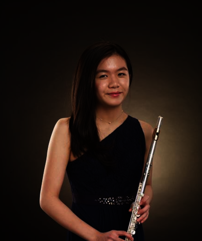 黃佳琳今年2月創立免費的音樂家教網站「Do Re Mi Project」,致力拓展音樂資源。(黃佳琳提供)