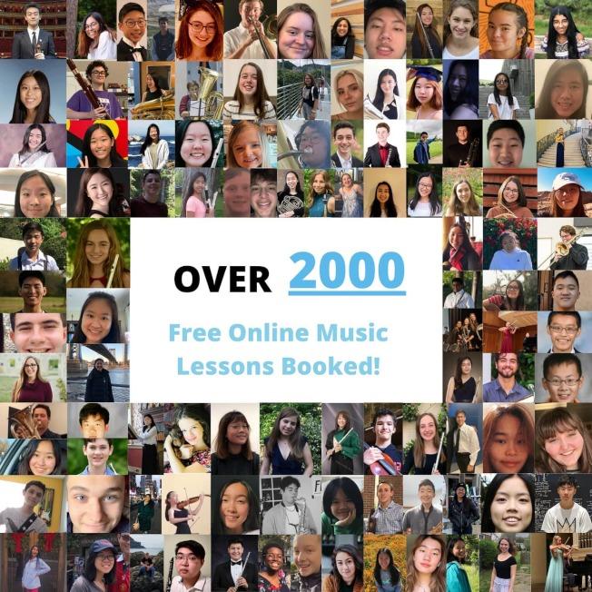 「Do Re Mi Project」目前已提供逾2000堂課程。(臉書官網)