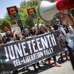 「六月節」將成法定假日 改掉種族主義官銜