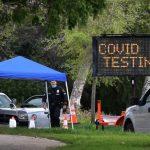 加州7月已2844死 疫情最嚴重月份