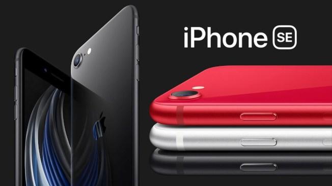 蘋果今年4日推出的399元的iPhone SE,成為蘋果今年第二季銷售的重要武器,協助iPhone在中國的iPhone銷量增加了225%。(Getty Images)