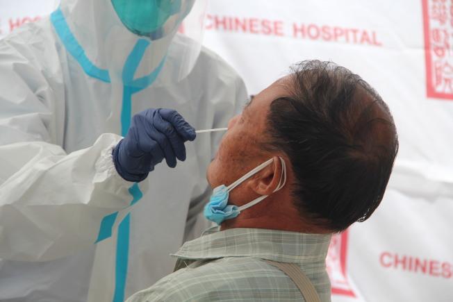防疫工作仍然是下一次財年預算案的重點。(本報檔案照片)