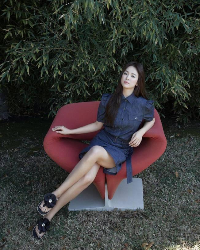 宋慧喬離婚後更有魅力。(取材自Instagram)