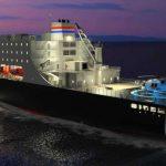 農工大學海洋學院將獲先進訓練艦