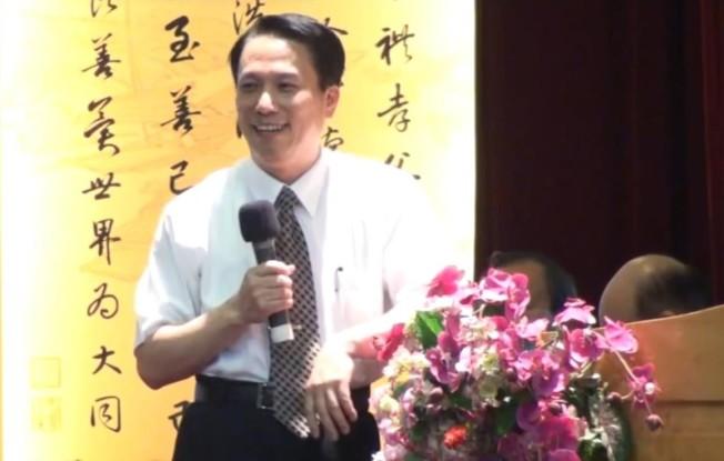 負責讓堅毅號能平安降落,正是華裔工程師彭家彥。(彭家彥提供)