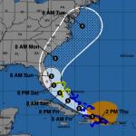 颶風伊賽亞斯將襲紐約 市府加固堤壩備戰