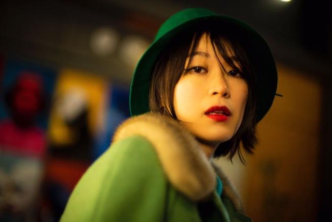 黃璐活躍在國際影壇,有「文藝片女神」之稱。(黃璐提供)