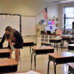 喬州谷內郡教師返校上班 260人染疫或隔離缺席