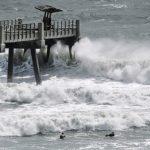 伊賽亞斯撲東岸 狂風暴雨衝擊1.1億人