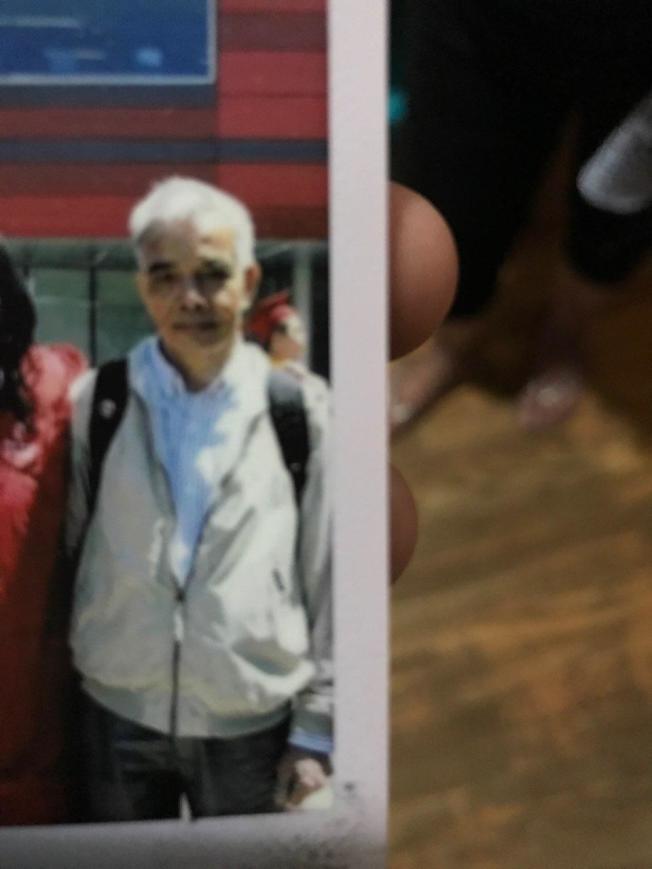 75歲華裔耆老華埠走失,離家24小時未歸。(市警提供)