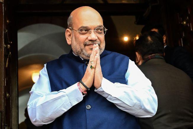 圖為印度內政部長夏哈(Amit Shah)。Getty Images