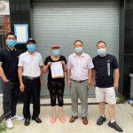 華女癌末想回中國看孩子和老父 70同鄉捐款助圓夢