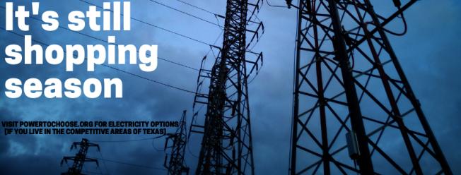 居家避疫期間家用電量上升,但供電不虞匱乏。(德州公共事業委員會)