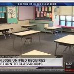 聖荷西聯合學區令教師返校上網課