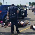 被誤認開贓車 非裔婦孺全車5人遭警持槍喝令趴地