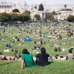 舊金山多洛斯公園湧人潮  專家形容場面「恐怖如驚悚片」