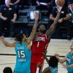 NBA/關鍵第4節上陣 威廉森重生