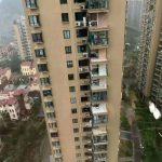 颱風碎窗!浙62歲婦疑11樓被16級強風吹落亡