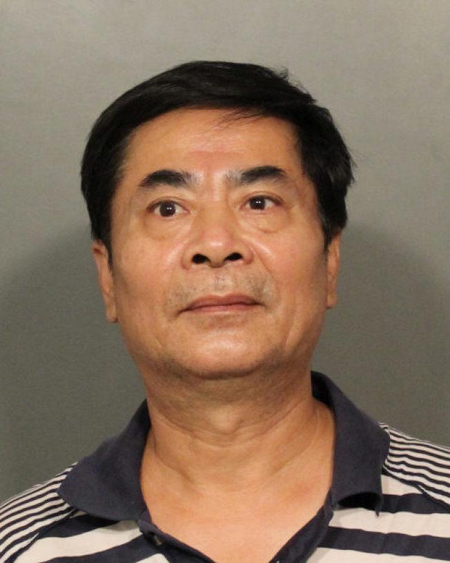何瑞文三級性虐與非法觸摸罪名,被檢方提告。(納蘇郡警方提供)