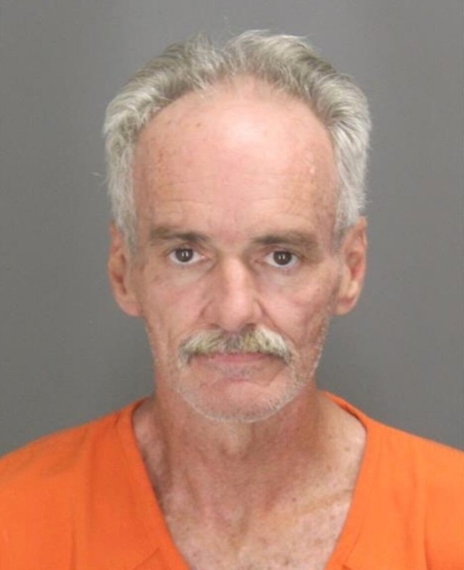 60歲的莫理斯涉嫌趙茜命案而被控一級謀殺罪。(白湖鎮警局)