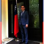 駐亞城經文處處長王翼龍:致力推動台灣與東南六州關係
