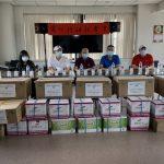 華聯總會捐防護品 助兒童、弱勢家庭