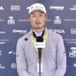 李昊桐躍升PGA榜首 避談贊助商微信