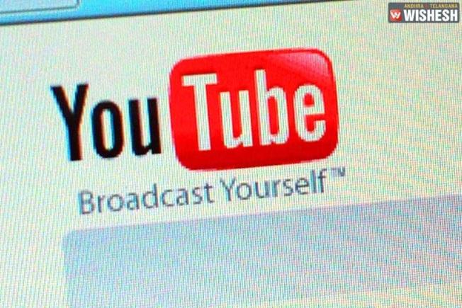 總部設在灣區的YouTube,最近刪除了2500個來自中國大陸的帳戶。(Getty Images)