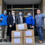 特別策畫 | 鄧龍「疫」心回饋 籌物資送暖助華人