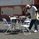 屋崙華埠「夏日步行街」 戶外就餐增人氣