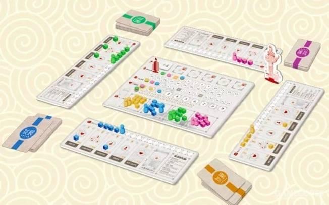 游戲共分為五個階段,並以積分競技進行。(取材自微博)