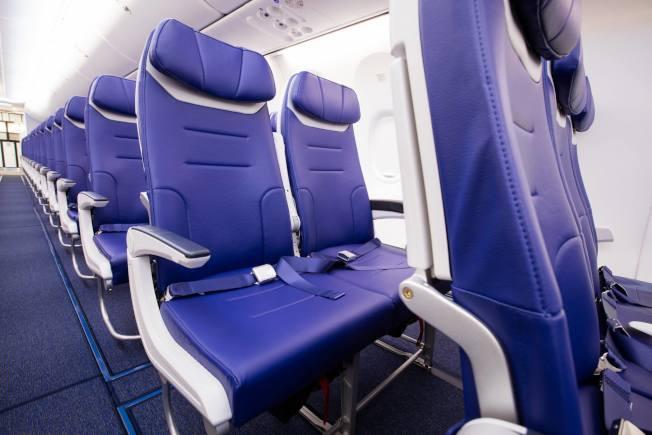 西南航空決定刪減兩次航班之間的飛機清潔程序,以應對因人員減少和業務繁忙,而導致飛機在地面停留的時間比原計劃時間更長。(西南航空網頁)