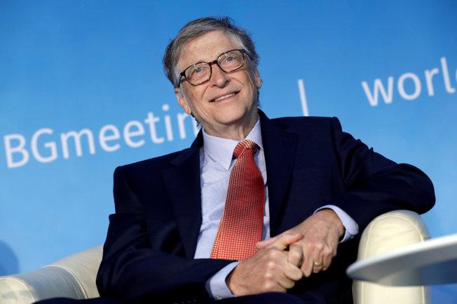 微軟創辦人蓋茲表示,美國政府並未改善新冠病毒篩檢,這「相當令人震驚」。(路透)