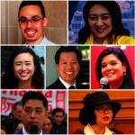 金山11月選戰開打 6席位26人搶