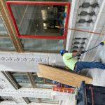〈圖輯〉芝加哥市區10日清晨再度爆發大規模洗劫