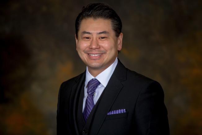亞凱迪亞市市議員、南加州律師鄭博仁認為,第16號提案將以平等的名義帶來歧視。(鄭博仁辦公室提供)