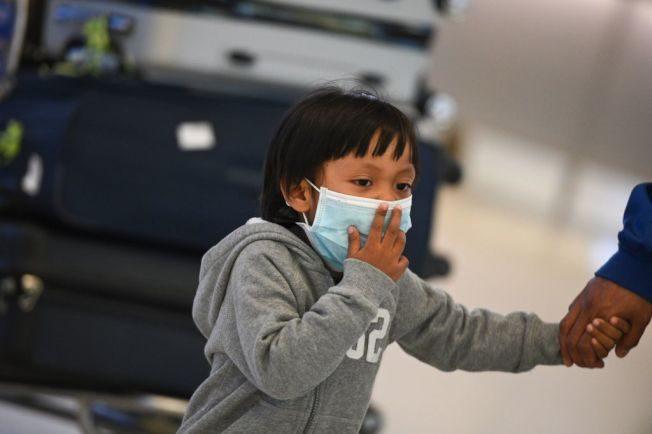 加州新冠病患住院下降 兒童確診卻激增