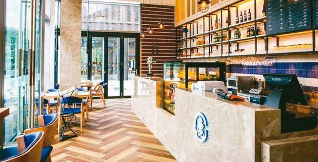 主打台灣菜的連鎖餐飲品牌「鹿港小鎮」是台商林姓家族2001年創立。(取材自「小食代」微博)