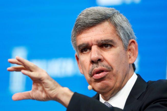 伊爾艾朗:企業破產潮是這波股市漲勢最大威脅