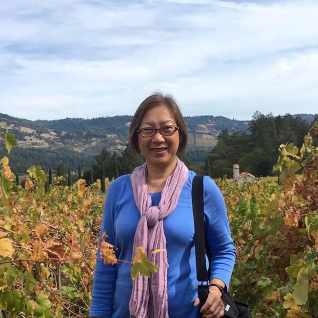 陳麗妃生前曾擔任多個亞裔非營利組織要職。(取自臉書)