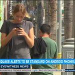 加州地震警示系統 將成手機內建程式