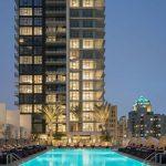 疫情衝擊 洛市中心高級公寓 大幅降租