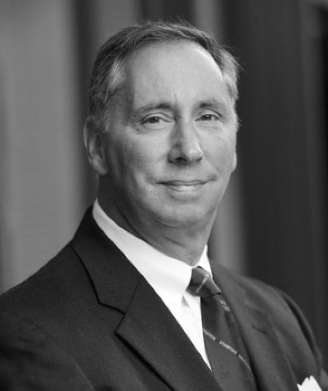 史丹福大學胡佛研究院研究員沃倫(Bill Whalen)。(胡佛研究院提供)