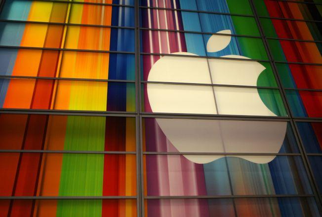 美國德州法院今天裁定,蘋果公司(Apple)侵害智慧財產權公司PanOptis持有的4G專利。(Getty Images)