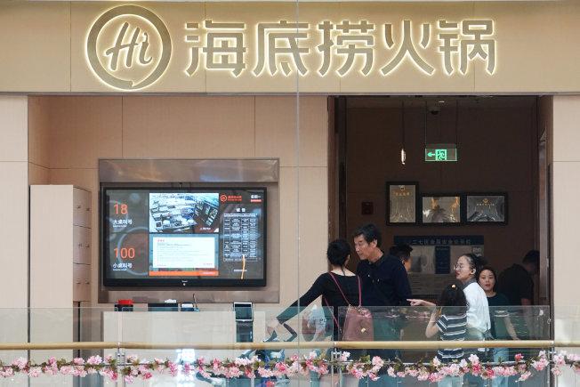 中國「海底撈」狀告「河底撈」商標侵權一案,中國長沙市天心區人民法院進行一審宣判,駁回原告訴訟請求。(路透)