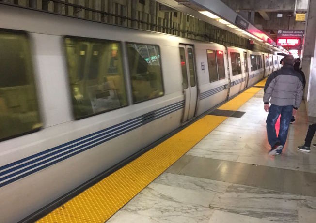 有華裔少年在舊金山捷運站遇襲送醫。(本報檔案照片)