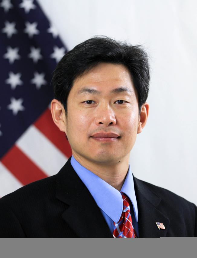 核桃市副市長秦振國尋求今年11月成功連任。(本報檔案照)