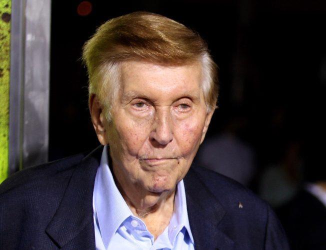 坐擁CBS、維康 媒體大亨瑞斯東辭世享壽97歲