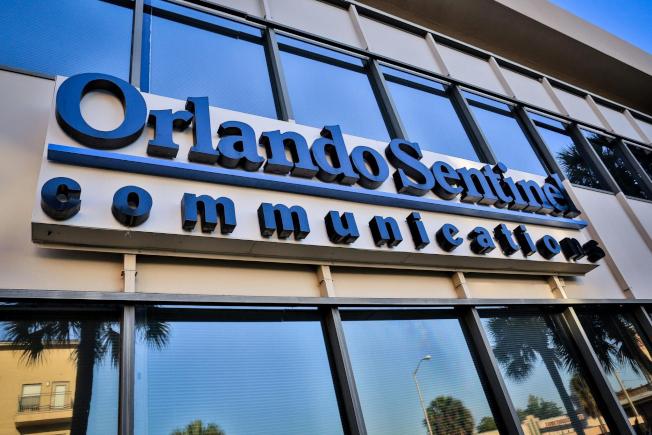 論壇出版公司12日宣布關閉旗下五家報紙的實體新聞編採部,其中包括佛羅里達州「奧蘭多先鋒報」。(美聯社)